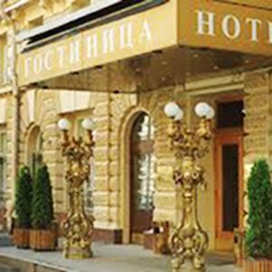 Гостиницы Далматово