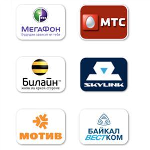 Операторы сотовой связи Далматово