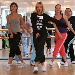 Школы танцев Далматово