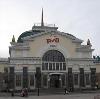 Железнодорожные вокзалы в Далматово